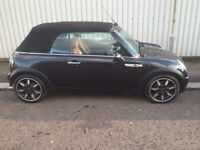 2008 Mini Sidewalk. Eye catching convertible. Full electrics including roof. Reluctant sale.