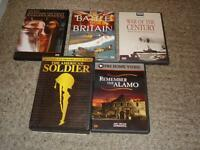 DVD ON MILITARY HISTORY AND FILMS Laval / North Shore Greater Montréal Preview