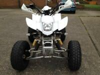 ROAD LEGAL 250CC QUAD SWAP?