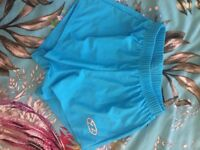 Boys gymnastic shorts