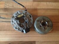 Kawasaki kx100 engine bits