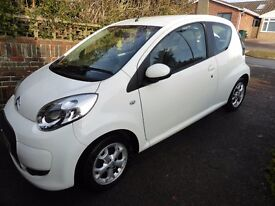 Citroen C1 in excellent condition. Full service history, one lady owner from new