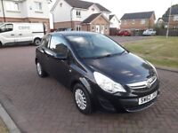 Vauxhall Corsa 0.998 Low road tax and insurance