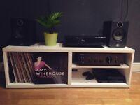 White Ikea TV Stand or Hi-Fi Unit