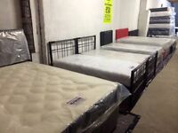Brand New 8 Inch Thick Dual Coil Mattress With Extra Padding