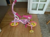 Peppa pig bike for girls 12 inch