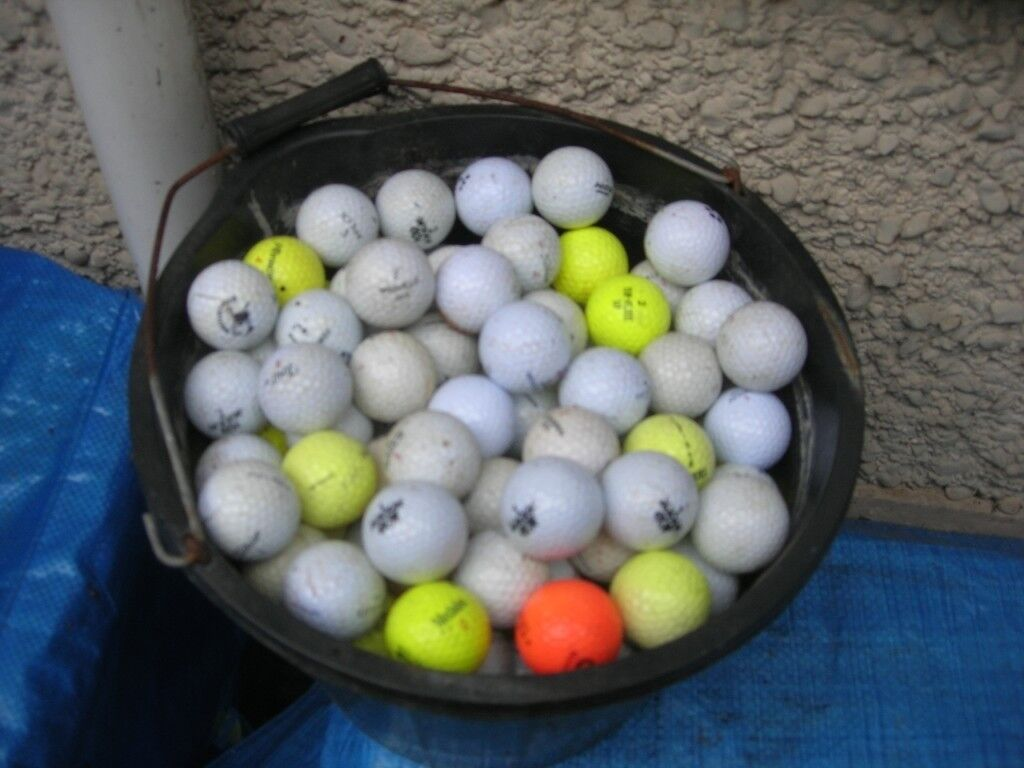 Used Golf Balls For Sale In Bournemouth Dorset Gumtree
