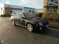 Subaru Impreza WRX Turbo AWD - Same owner last 11years+ with a very comprehensive service history