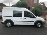 FORD TRANSIT CONNECT T220 TDCI CREW CAB 2010/60