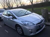 Valid PCO Toyota Prius hybrid car for sale