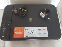 Canon Pixma MG3650 Printer with all cables. NO instruction manual or CD