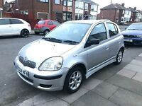 Toyota Yaris 1L litre new engine fitted 12 months mot drives like new facelift model drives like new