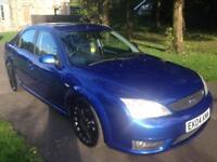 FORD MONDEO 3.0 V6 ST220 5dr [6] (blue) 2004