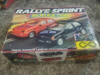 Scalextric rallye sprint c807. Vintage toy