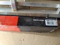 36mm collated screws