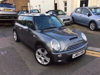 MINI COOPER S 1.6 MANUAL 2004 2 FORMER OWNER NEW MOT 2 KEYS 10 STAMPS FULL HISTORY CLEAN CAR