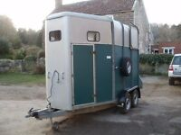 Ifor Williams HB510 Horse Trailer/Box