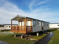 SWIFT Woodland Escape 2012 VERANDA Static Caravan HAVEN 2 bedrooms 36x12 Site Fees Included Filey