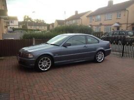2000 BMW 318 1.9i CI COUPE