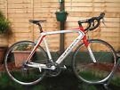 ORBEA Onix T105 CARBON Road Bike. 56cm frame. Shimano 105. 20 speed. RRP £1650