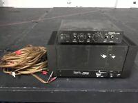 Mos-fet legend c10 pre amp p300 amplifier audio concepts