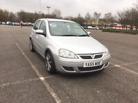 Vauxhall Corsa 1.4 DESIGN 16V 5d AUTOMATIC low mailge 2006