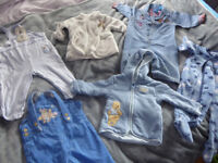 baby clothes bundle 6 to 12months