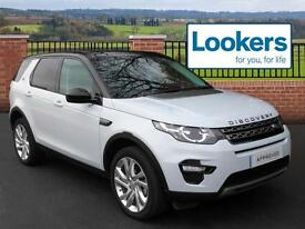 Land Rover Discovery Sport TD4 SE TECH (white) 2016-09-27