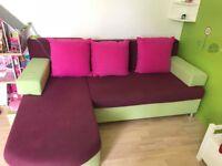 Girls sofa bed