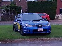 Subaru impreza R sport sti rep