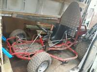 125 cc big off road buggy