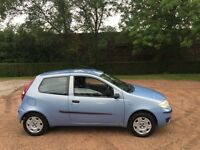 FIAT PUNTO 1.2 PETROL 04 REG BLUE MOT JUNE 2017 TIMING BELT REPLACED LOW INSURANCE 48+ MPG