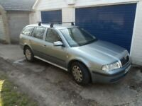 Skoda, OCTAVIA, Estate, 2004, Manual, 1896 (cc), 5 doors