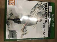 Brand new sealed quantum break Xbox one