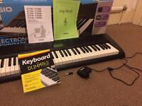 Casio Keyboard (CTK-1200)