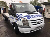 2007 Ford Transit 350 115 Recovery Truck + 1 Year MOT