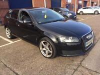 AUDI A3 2.0TDI QUITTER 2009 59 PLATE FACELIFT 1 OWNER and FROM NEW
