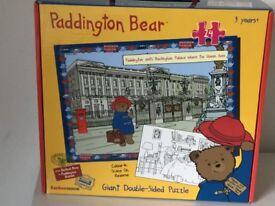 Paddington bear jigsaw brand new