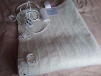Winterwarm electric blanket