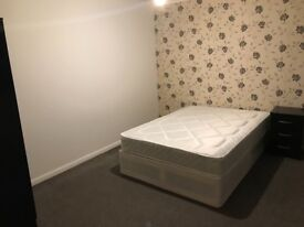 Single and double rooms to rent Duston