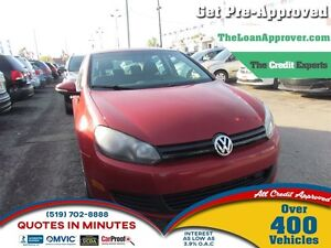 2012 Volkswagen Golf 2.5L Trendline | ONE OWNER | HEATED SEATS