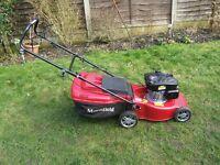 Mountfield SP454 petrol lawn mower