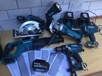 Makita multi set, brand new never used