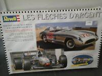 Revell Les FLeches D'Argent Mercedes 300SLR RRP £84 US £40