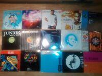 "150 x 12"" vinyl dance disco house pop techno k klass underworld faithless usher chic messiah mariah"