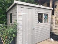 Quality Garden Shed 8' x 7'