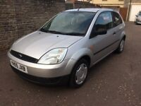 2005 FORD FIESTA 1.2 FINESSE, FULL SERVICE HISTORY, NEW 12 MONTH MOT.