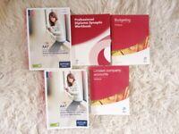 AAT Level 3 & 4 books Osborne Kaplan