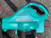 Bosch ALS 2500 garden leaf blower/vacuum