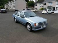 1990 Vauxhall Nova 1.4 MK1